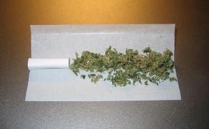 marijuana simple possession joint